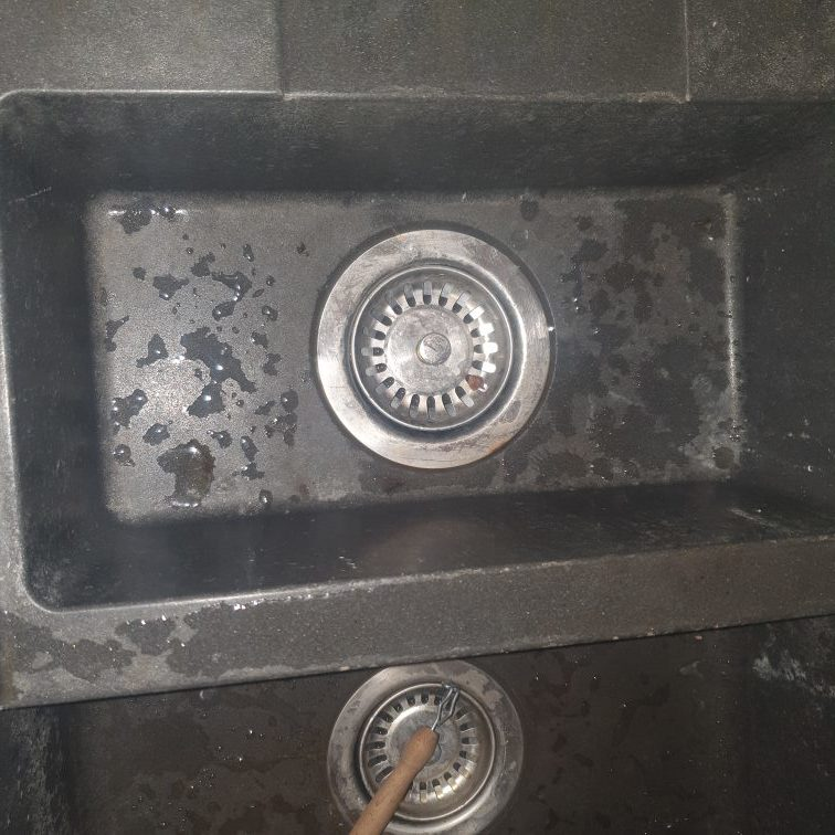 Fixed sink