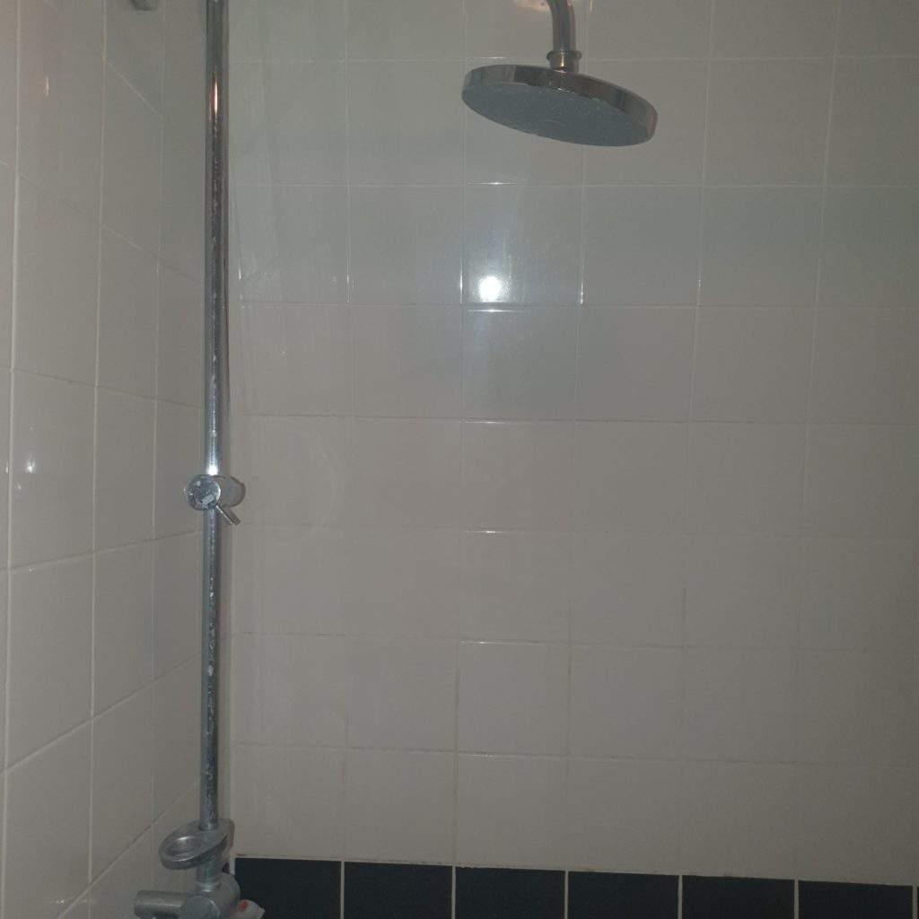 Showerhead bathroom plumbing leaks sorted by Plumber Knowle